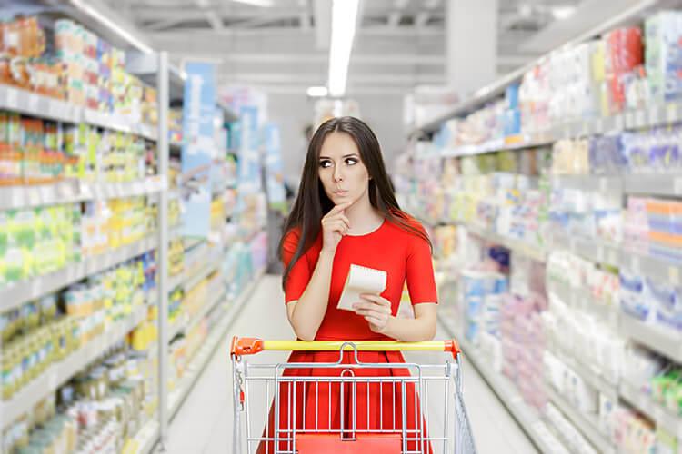 Como planejar as refeições e fazer a lista do supermercado para te ajudar na Reeducação Alimentar?