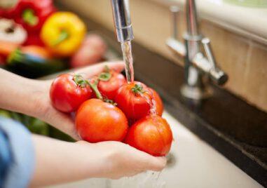 Higienizar Alimentos